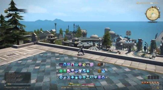 外媒发布《最终幻想14》6.0版本新区域预览 国际服11月23日上线