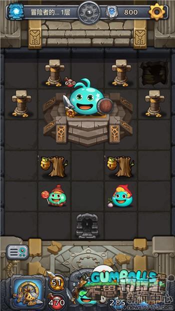 图1:《不思议迷宫》冒险者的试炼.jpg