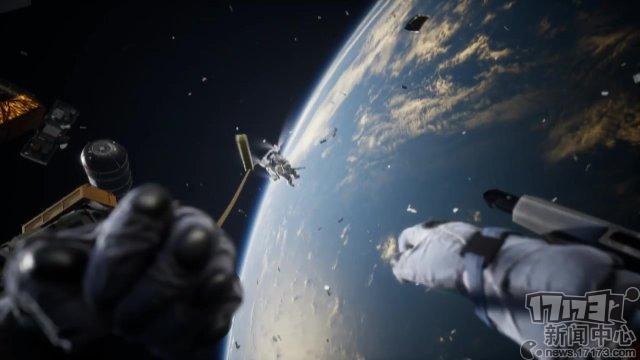 国产太空FPS游戏《边境》发布最新预告片确认登陆PS4、PC平台