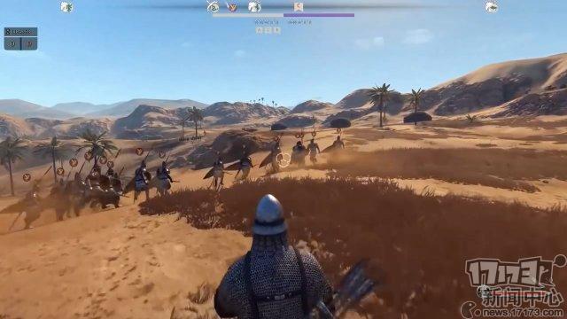 《骑马与砍杀2:领主》新演示视频各大势力兵种树展示