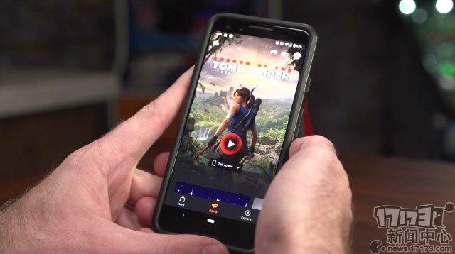 IGN放出GoogleStadia实机演示视频手机、电视畅玩3A大作