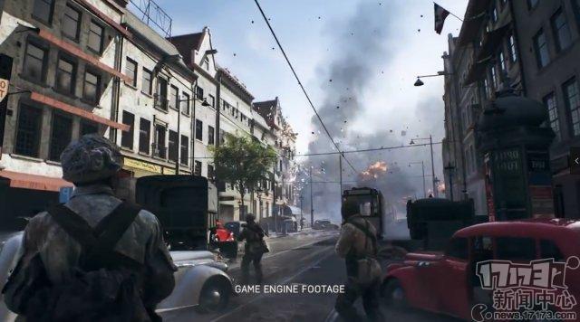 《戰地5》發布新多人地圖預告片 重回地鐵戰場