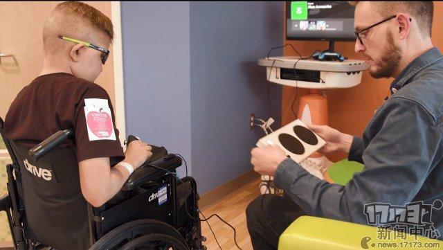 《搏斗机器5》开发商怒捐200台Xbox 将改造为医院用起伏游玩台_3DM单机_1.png