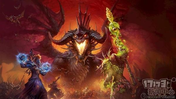《魔兽世界》活跃玩家人数超过前一季度2倍因怀旧服上线