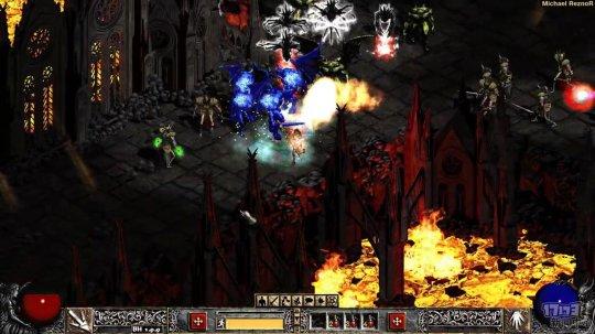 外网爆料称《暗黑破坏神2》重制版或许将今年推出