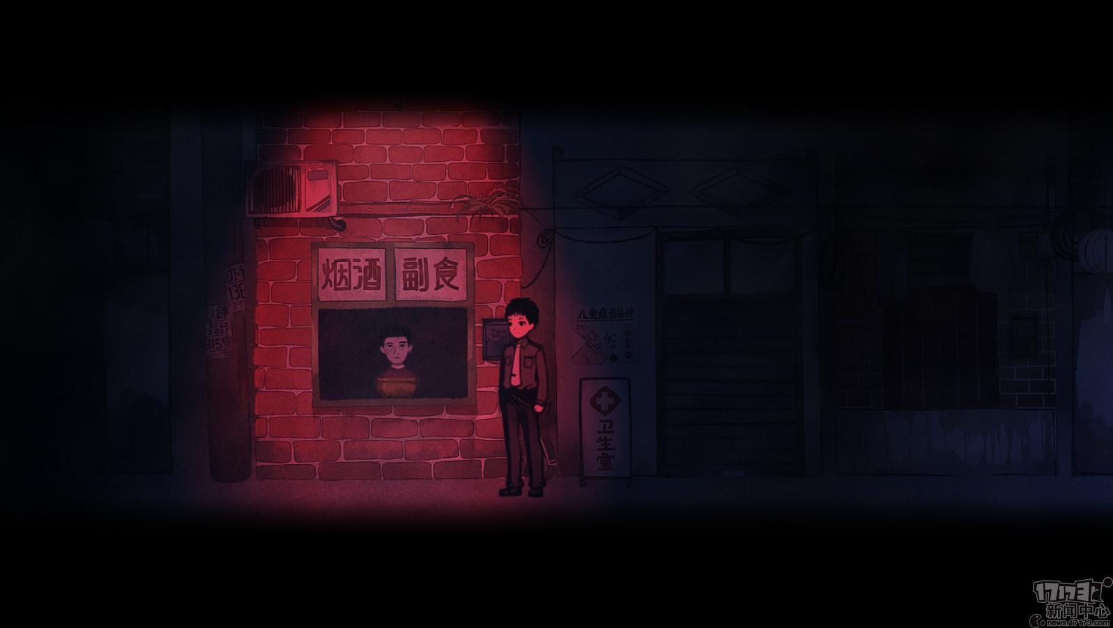 中式恐怖解谜游戏《烟火》将于7