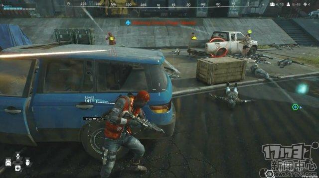 GC 2019:《重生边缘》12分钟Demo演示 展示游戏背景与玩法