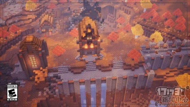《我的世界:地下城》开发日记视频公开 介绍游戏玩法与系统