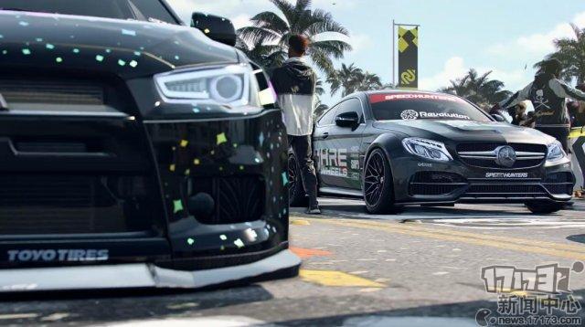 EA正式公布《极品飞车:热量》  重新回归地下赛车警匪大战