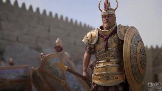斯巴达之王来了!《全面战争传奇:特洛伊》发布新角色预告片