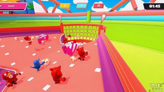 《糖豆人:终极淘汰赛》设计师表示或将推出《鱿鱼游戏》中类似的关卡