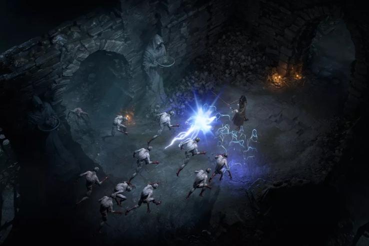 《暗黑破坏神4》装备系统升级!删除远古装备加入消耗性符石