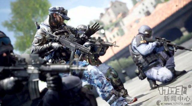 《穿越火线X》首段实机演示视频公布2020年登陆Xbox
