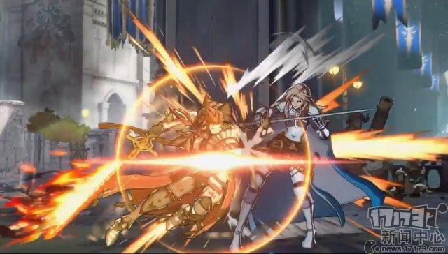 《碧蓝幻想Versus》公布全新宣传片  众多角色实机战斗画面曝光