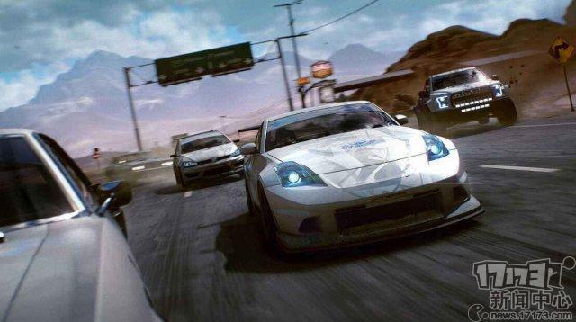 《极品飞车》系列开发工作室变更《火爆狂飙》开发商接手