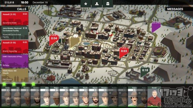 美國版無間道!模擬游戲《這是警察2》9月中旬登陸安卓與iOS平臺