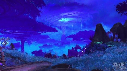 """《魔兽世界》9.0""""暗影之地""""10月27日正式上线  国服上线时间未知"""