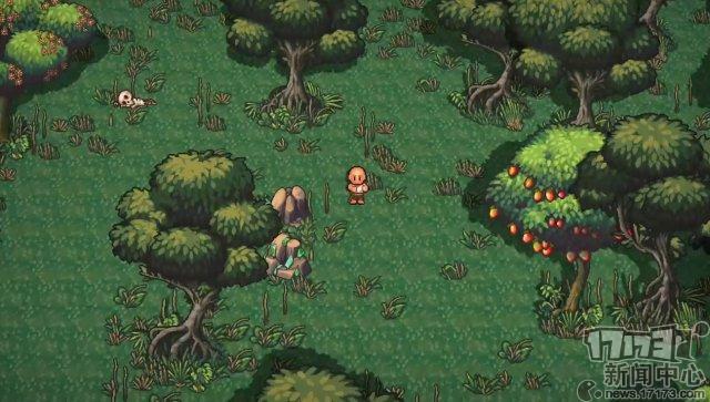 像素版《饥荒》? 开发商Team17公布生存沙盒游戏《幸存者》
