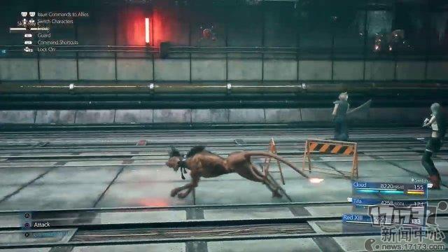 国外大神修改《最终幻想7:重制版》保存文件 提前解锁体验赤红十三