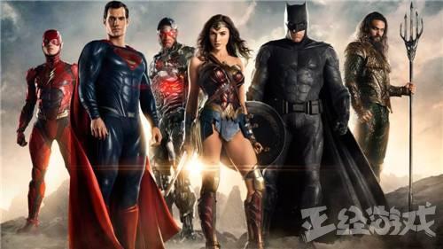 不用再去电影院看正义联盟了 在绝地求生里你就可以看到神仙打架