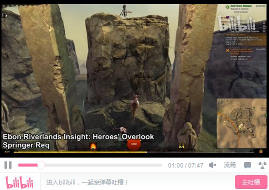 《激战2》水晶沙漠专精揭秘:伊伦河地