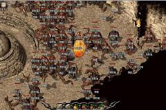 《热血传奇》地图中那些隐秘的商店你还记得吗?