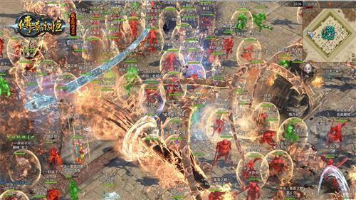 《传奇永恒》战士5级裁决全新特效展示
