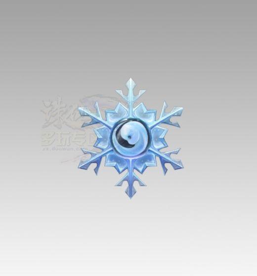 雪花元素超级可爱2018圣诞宠物模型图