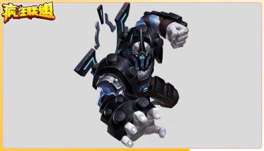 钢铁霸王登场《疯狂联盟》铁甲泰坦英雄开放转生
