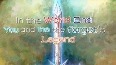 在这个世界的尽头,你与我被遗忘的传说