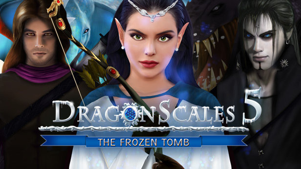 DragonScales 5: The Frozen Tomb