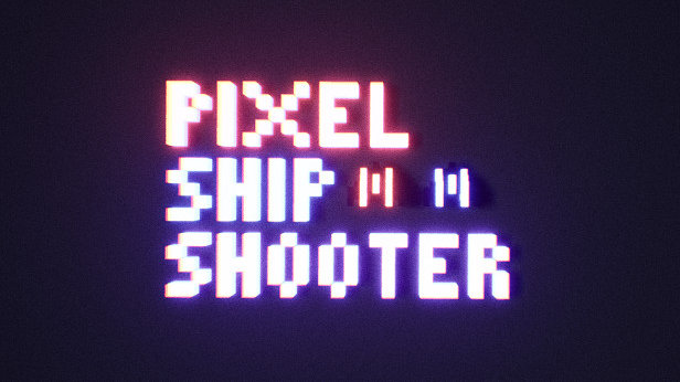 Pixel Ship Shooter