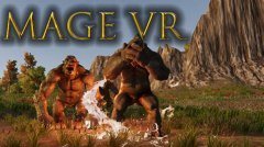 Mage VR -Mini Version-