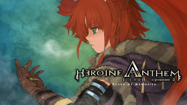 Heroine Anthem Zero:Episode 2