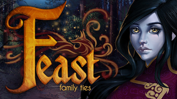 FEAST: Book One «Family Ties»