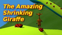 The Amazing Shrinking Giraffe