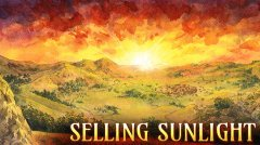 Selling Sunlight: a wandering merchant RPG