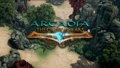 Arcadia: The Crystal Wars