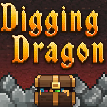 Digging Dragon