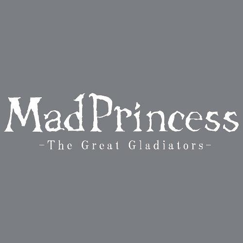 愤怒的公主:伟大的角斗士