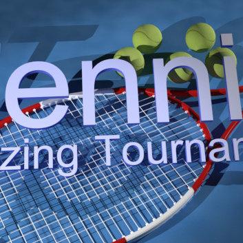 Tennis. Amazing tournament