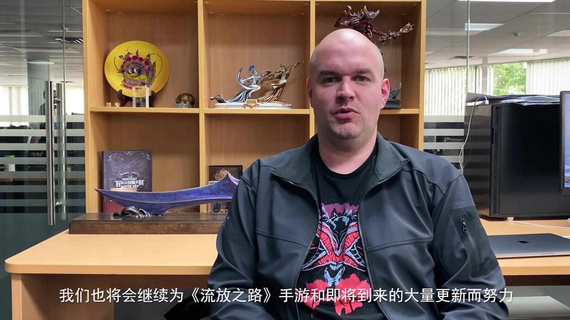 GGG创始人Chris Wilson新春祝福