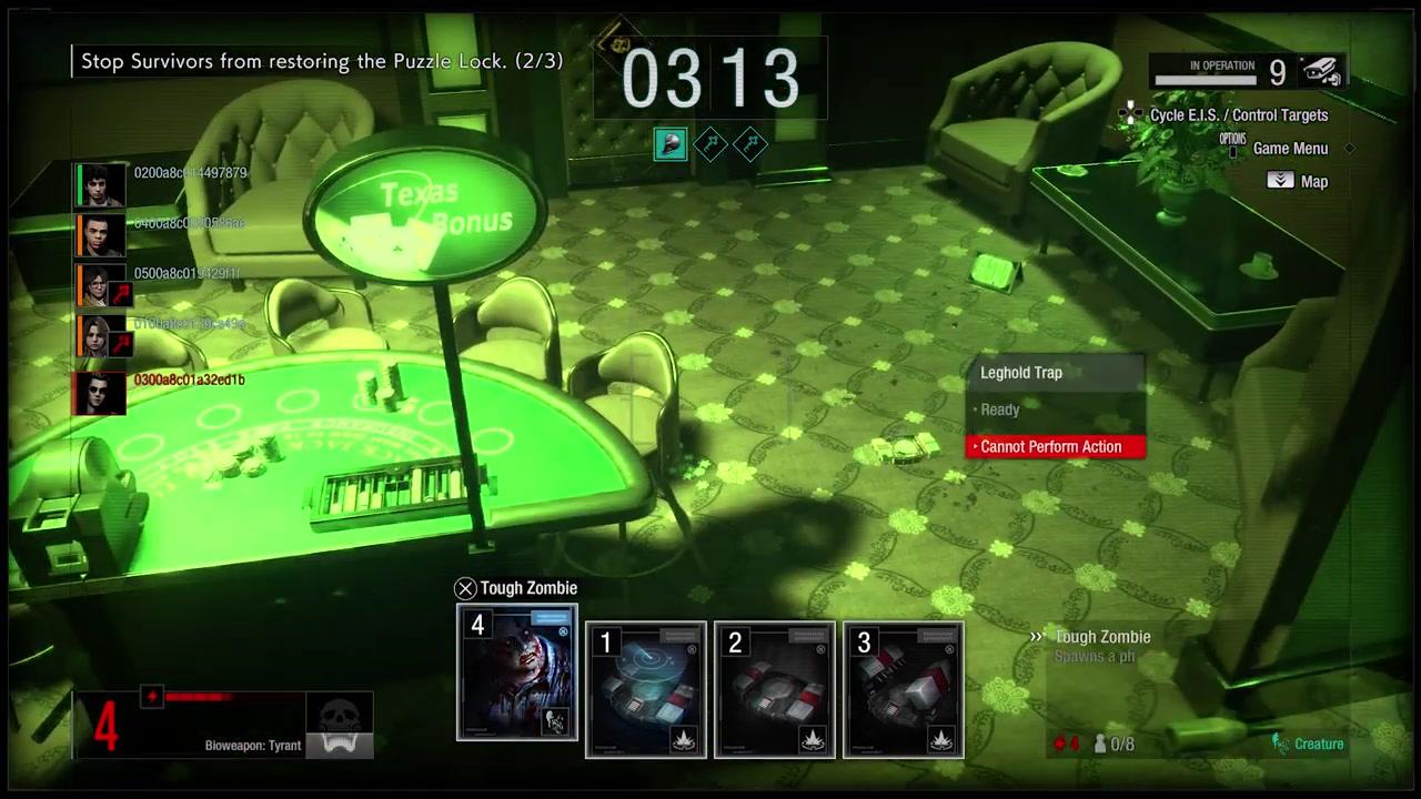 IGN《生化危机:抵抗模式》超长实机演示