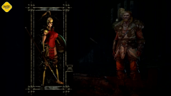 真香警告 《暗黑破坏神2:重制版》与原版画面对比 更高清、更精美