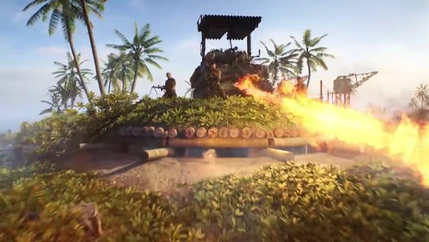 《战地5》威克岛概览预告片