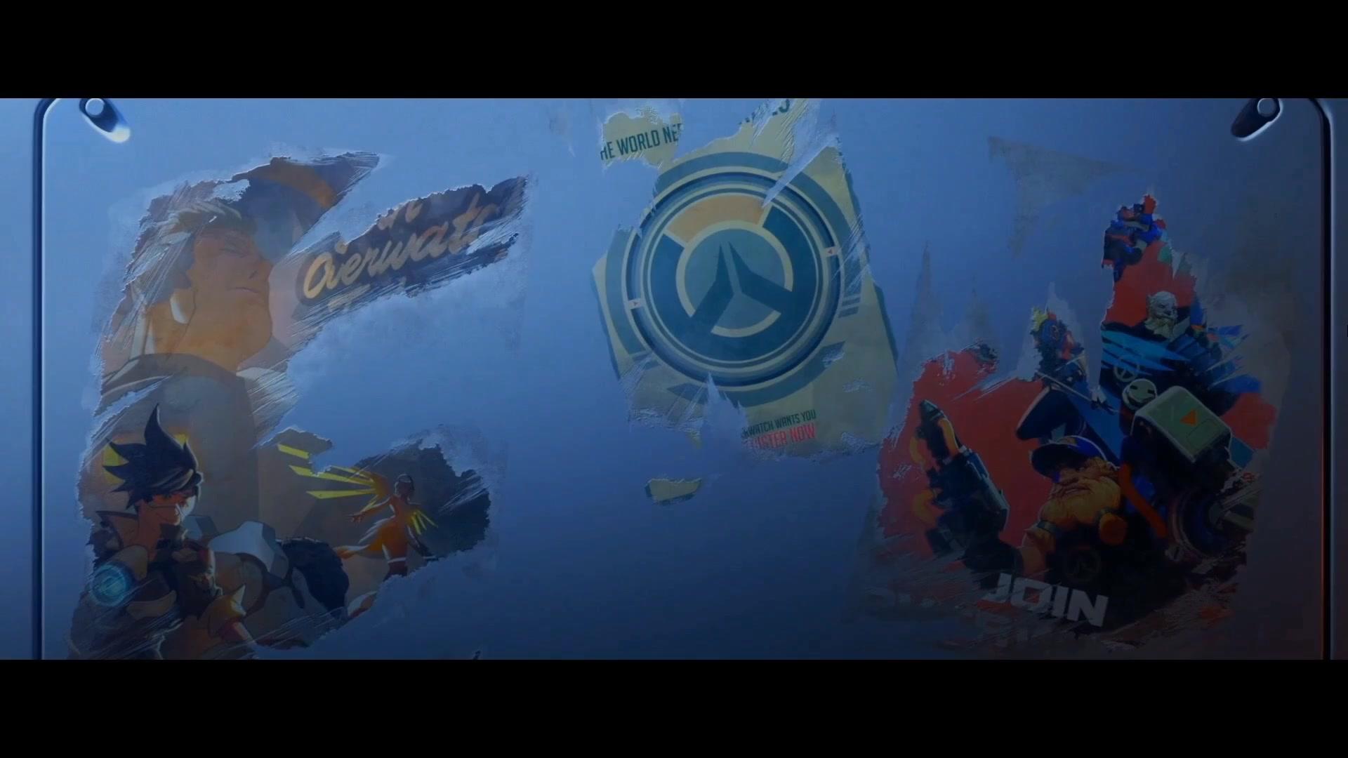 《守望先锋2》动画CG零点行动