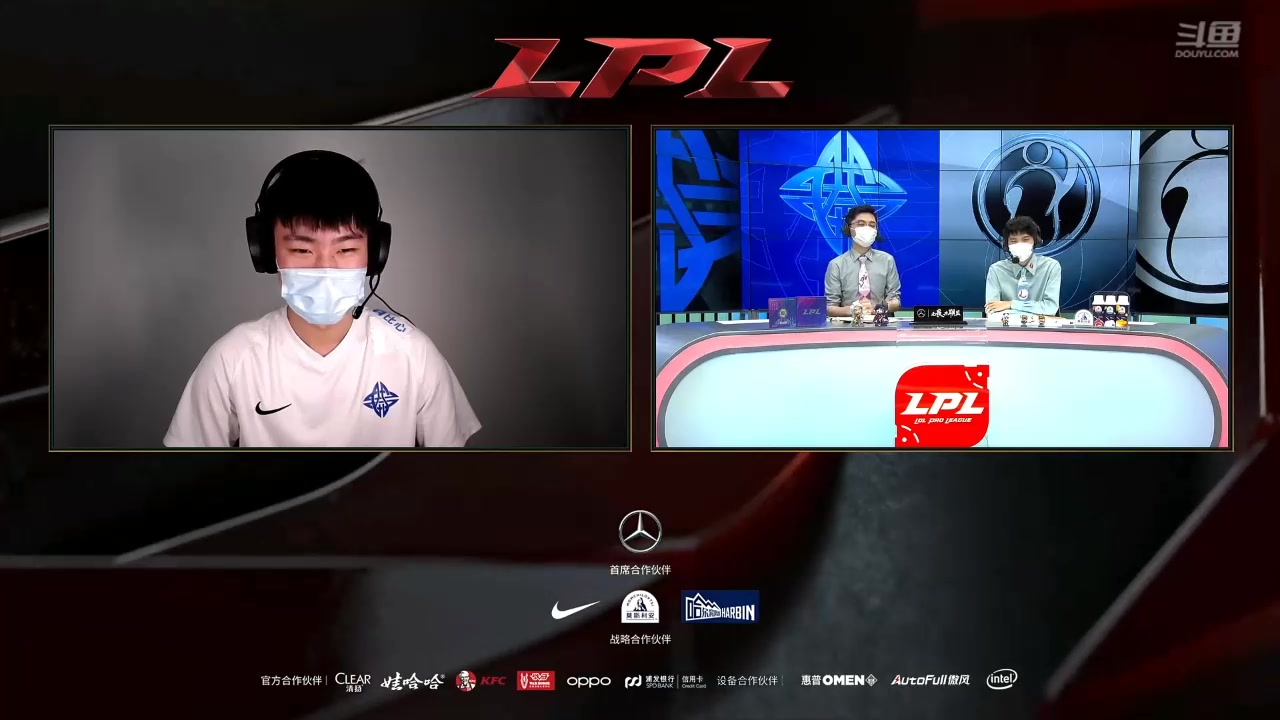 LOL:PDD新队总结iG连败,赛后采访