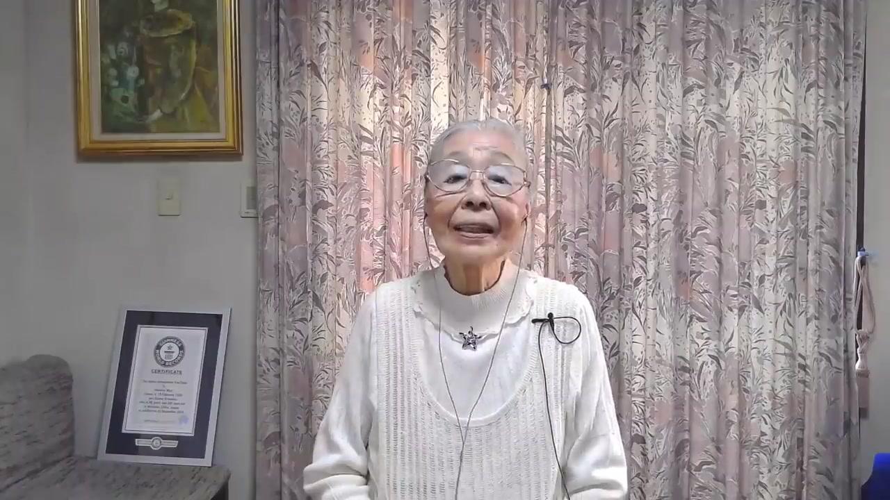日本90岁奶奶获吉尼斯世界纪录:最年长游戏类油管UP主