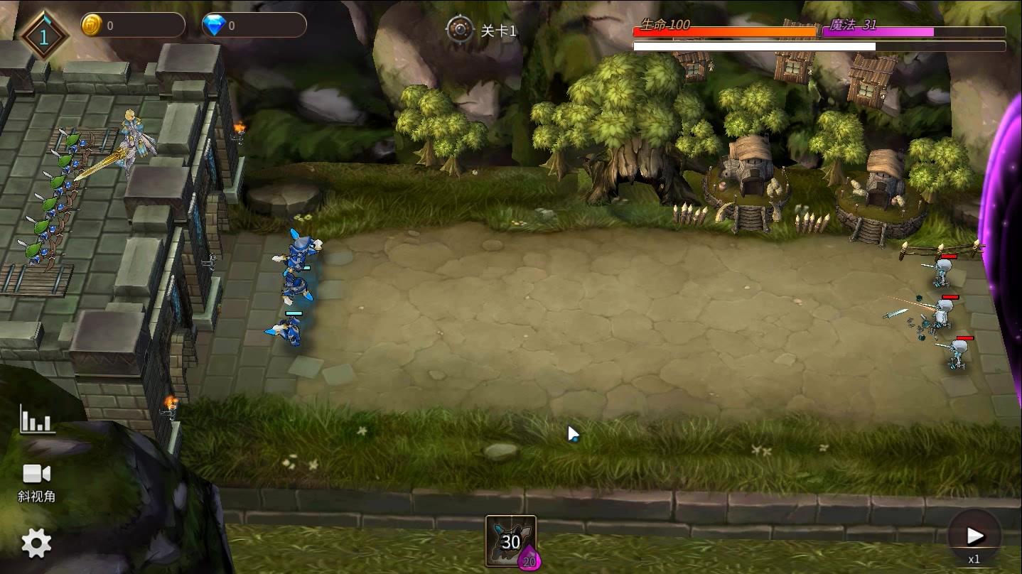 3分钟试玩实录:《城堡英雄》手游1月4日开测