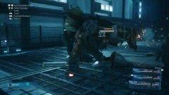 《最终幻想7:重制版》实机演示